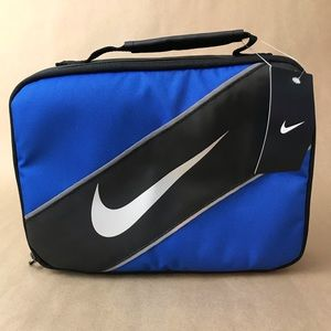 NEW Nike Royal Blue Insulated Lunch Tote Bag NWT